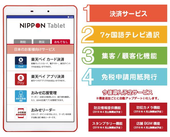 NIPPON Tablet