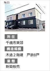 千歳市東郊 新築販売