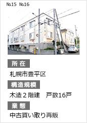 札幌市豊平区 中古買い取り再販