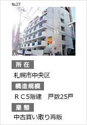 札幌市中央区 中古買い取り再販