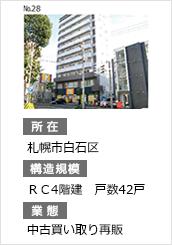 札幌市白石区 中古買い取り再販